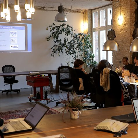 Kick-off meeting in Berlin 6
