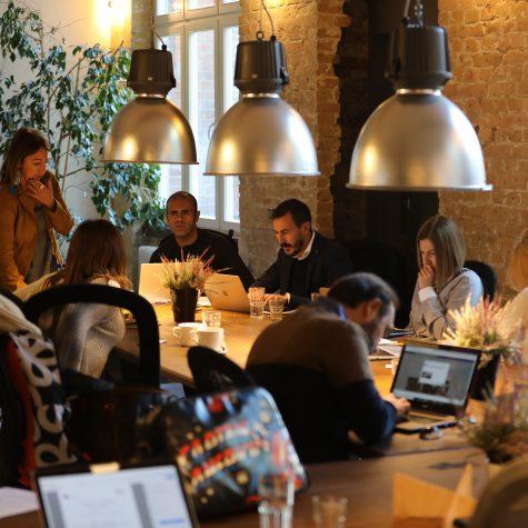 Kick-off meeting in Berlin 12