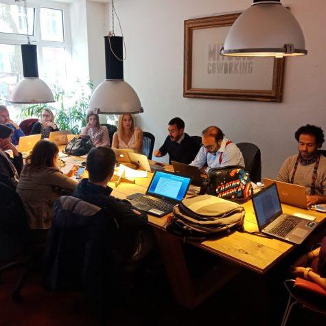 Kick-off meeting in Berlin 25