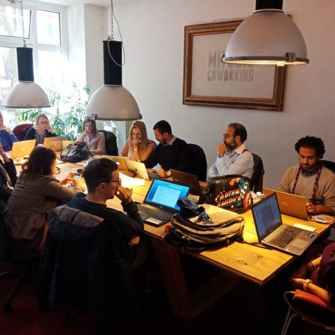 Kick-off meeting in Berlin 20