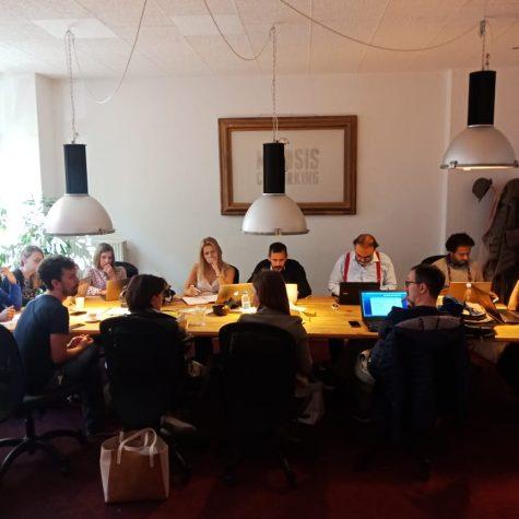 Kick-off meeting in Berlin 27